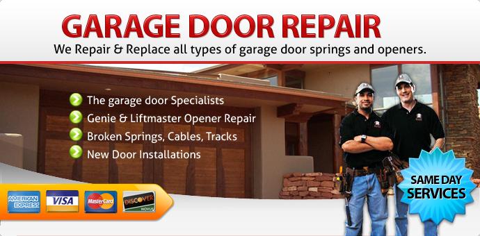Garage Door Repair Paradise Valley Az